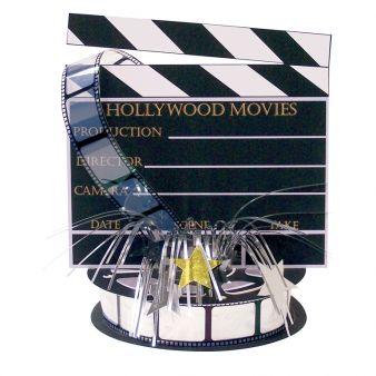 ciak hollywood  Centrotavola Ciak Hollywood nel 2019 | 18 | Pinterest | Movie party ...