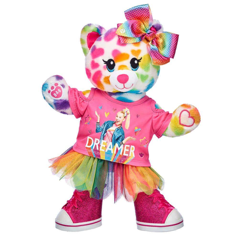 Jojo siwa rainbow friends cat gift set jojo siwa