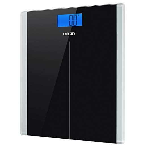 Etekcity Digital Body Weight Bathroom Scale with StepOn