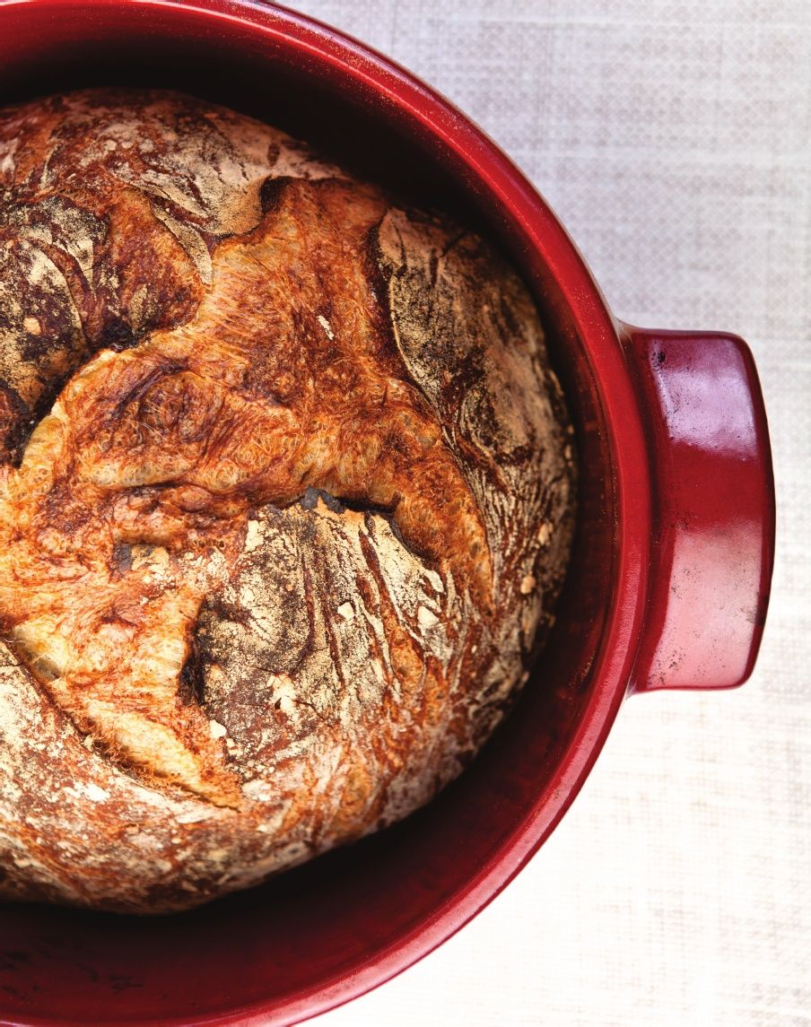Saturday White Bread Recipe From Flour Water Salt Yeast by ...
