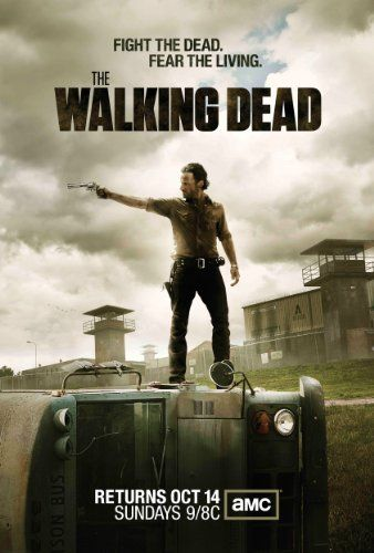 The Walking Dead Andrew Lincoln TV Photo Poster 24x36 #5 - List price: $9.98 Price: $5.95 Saving: $4.03 (40%)
