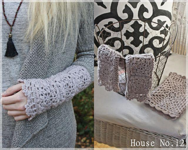 house h kelfieber granny square handstulpen diy h keln pinterest. Black Bedroom Furniture Sets. Home Design Ideas