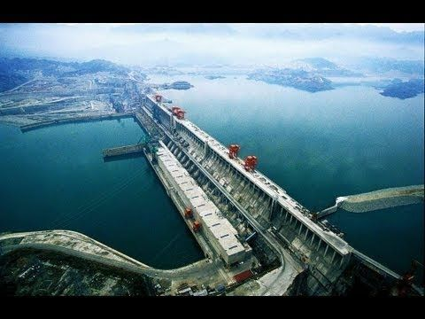 The Largest Dam In The World Estce Seulement En Chine Quon - What is the third largest river in the world