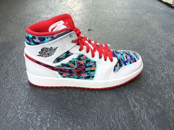Pin on Custom Sneakers
