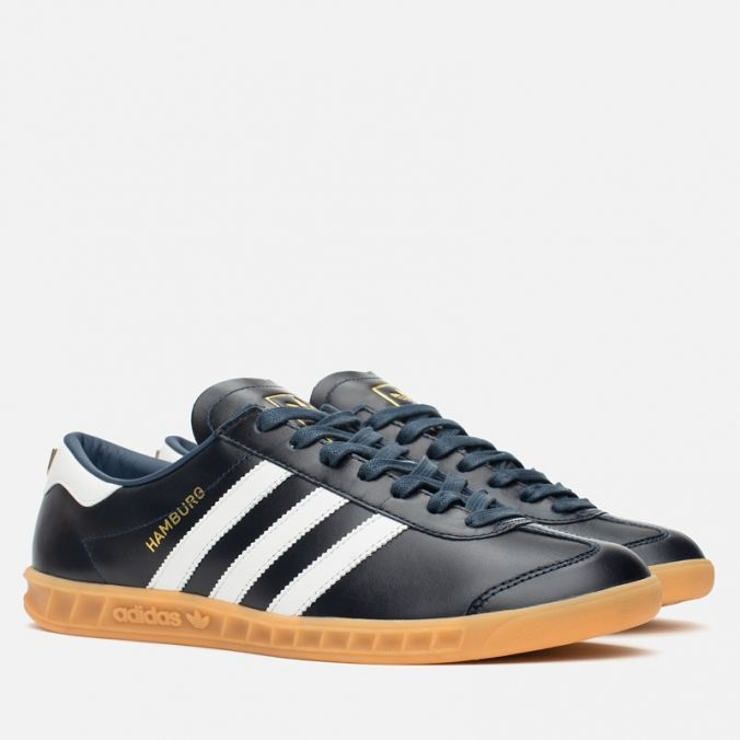 aafecb44 Adidas Originals, Navy And White, White Gold, Adidas Sneakers, Germany,  Shopping