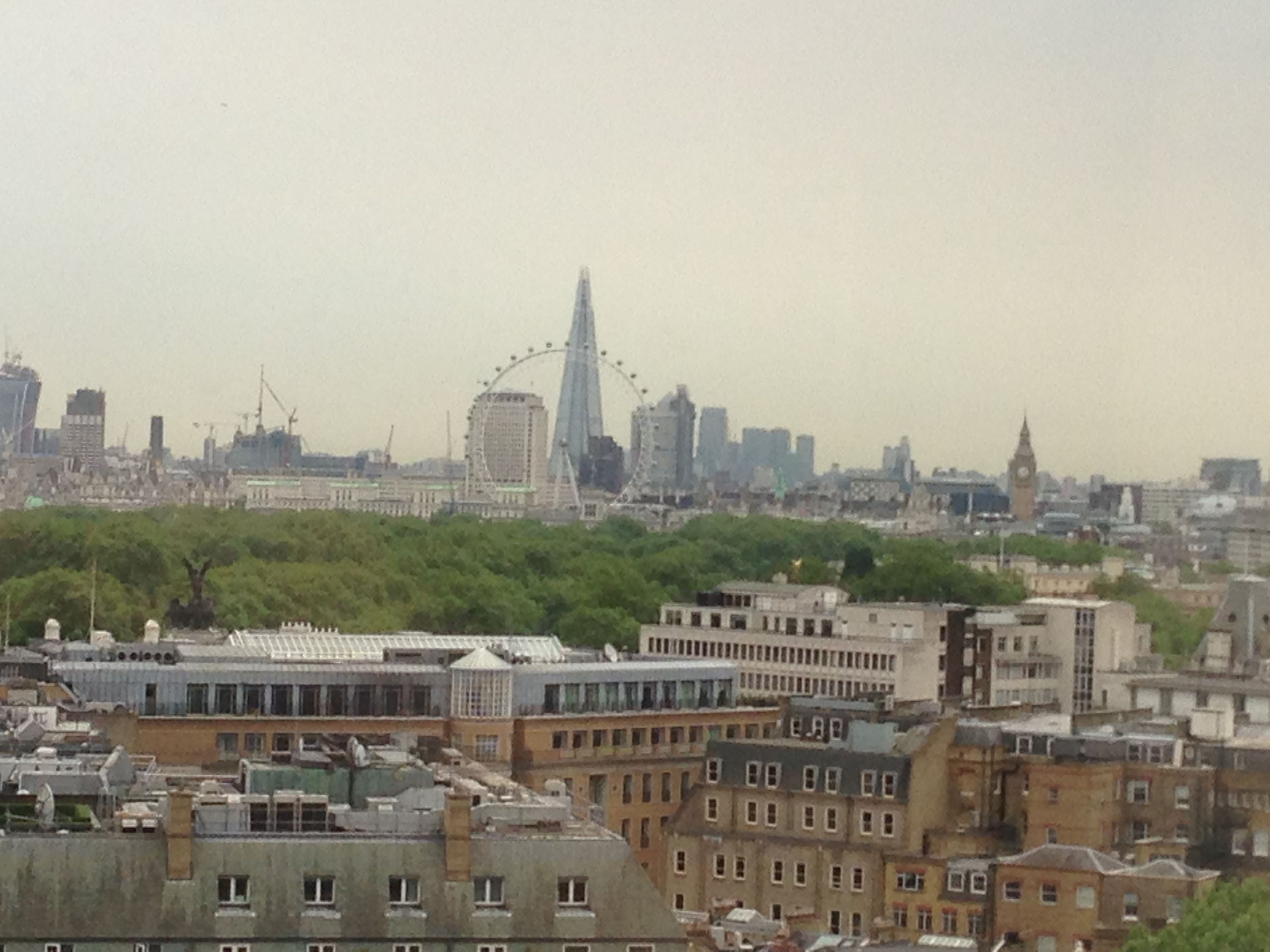 Sky View Of London