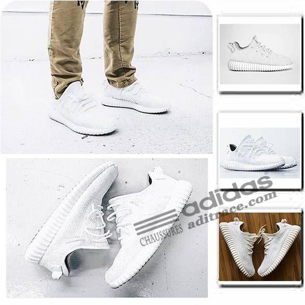 adidas yeezy blanche