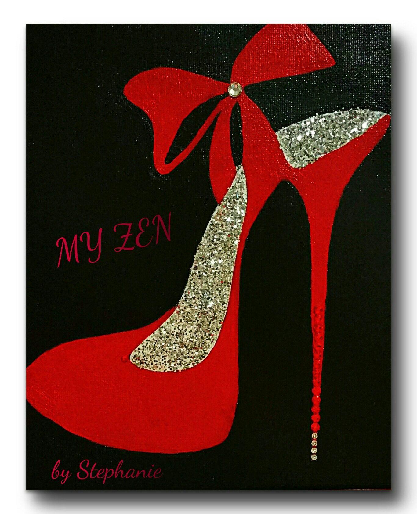 Pin by Stephanie Montoya on canvas art