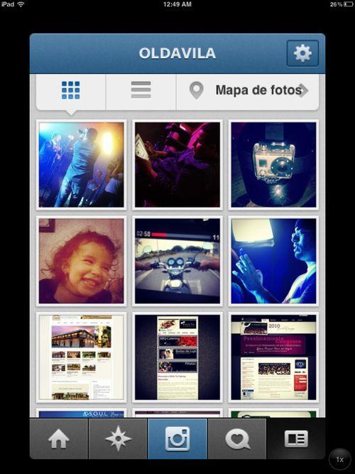 Sigueme en Instagram : oldavila