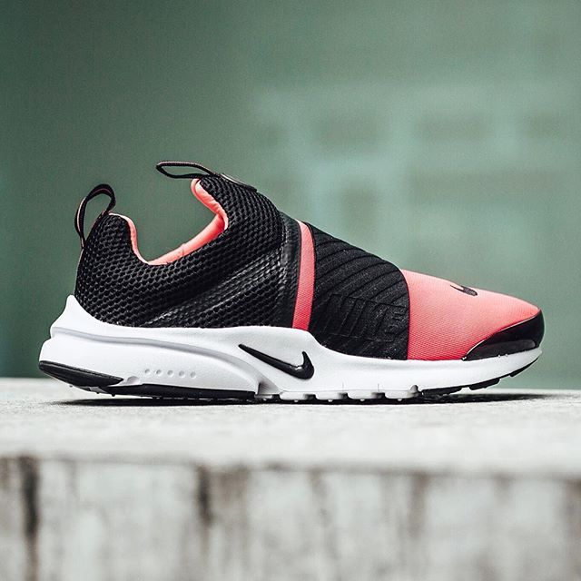7729261a0e6e just in 💫 Nike Presto Extreme (GS) - Black Black-Lava Glow-White available  in-store and online  titoloshop Berne   Zurich ⬆ link in bio.