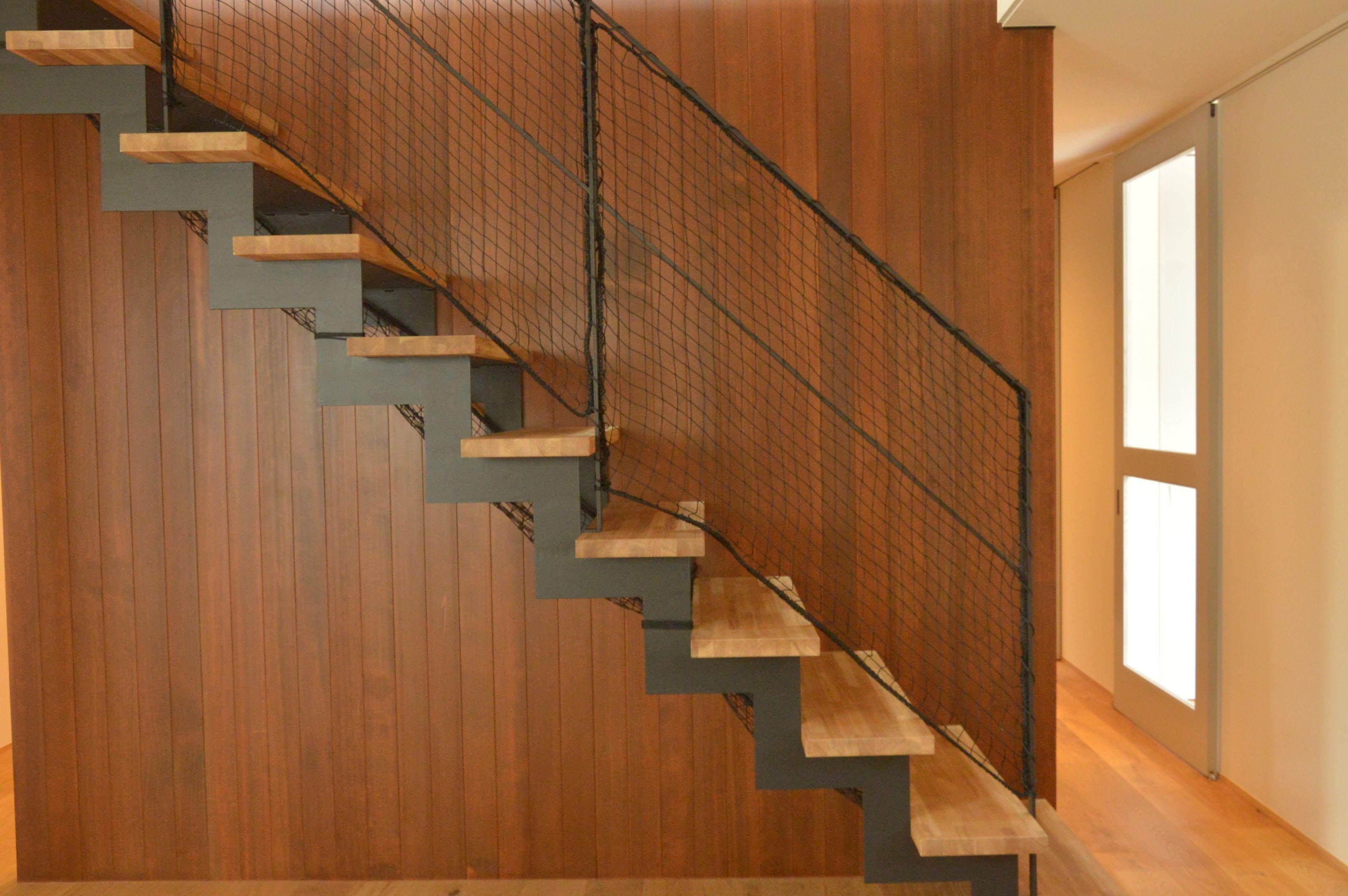 落下 防止 階段