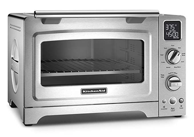 Kitchenaid Kco275ss Convection 1800 Watt Digital