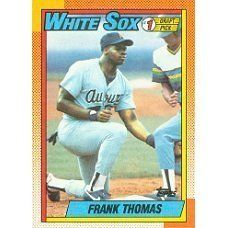1990 Topps Baseball Cards Complete Set 792 Cards By Topps 24 98 This Is A Complete Set Of 1990 Topps Ba Baseball Cards Baseball Trading Cards Frank Thomas