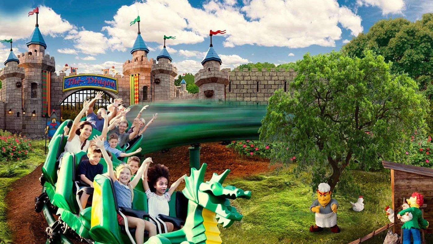 Theme Park and Water Park | Legoland florida, Legoland ...