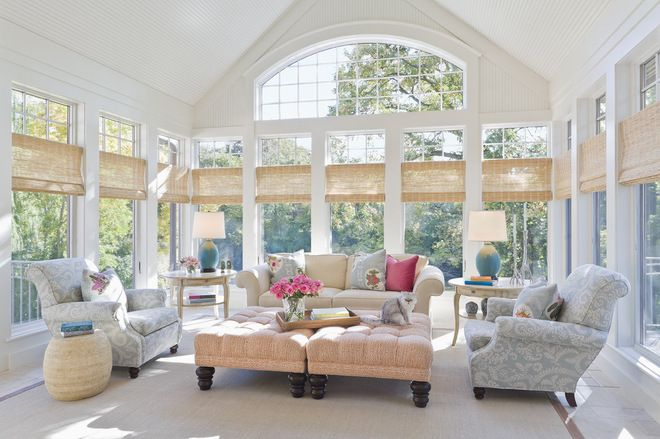 Sunroom Living Room Sunroom Designs Sunroom Decorating Home