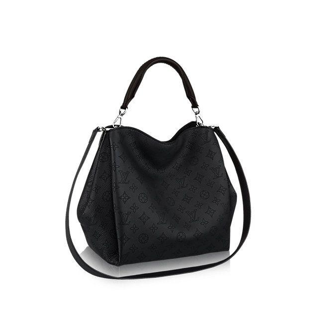 eec47923b1 Babylone PM +Mahina Leather - Handbags | LOUIS VUITTON | Bagging it ...