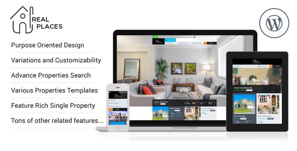 Mejores Plantillas WordPress para Agencias Inmobiliarias ...