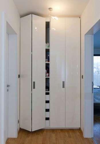 Ikea Armadio 2 Ante Elegante Armadio Moderno In Legno Con ...