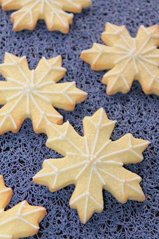 Étoiles de Noël Biscuits