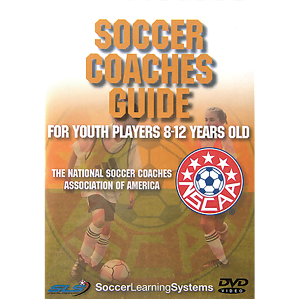 Soccer Coaches Guide for youth players 812 years old DVD