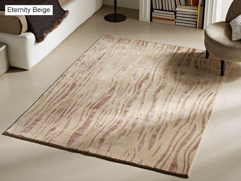 alfombra eternity lusotufo alfombra moderna con un elegant simo dise o que nos recuerda los. Black Bedroom Furniture Sets. Home Design Ideas