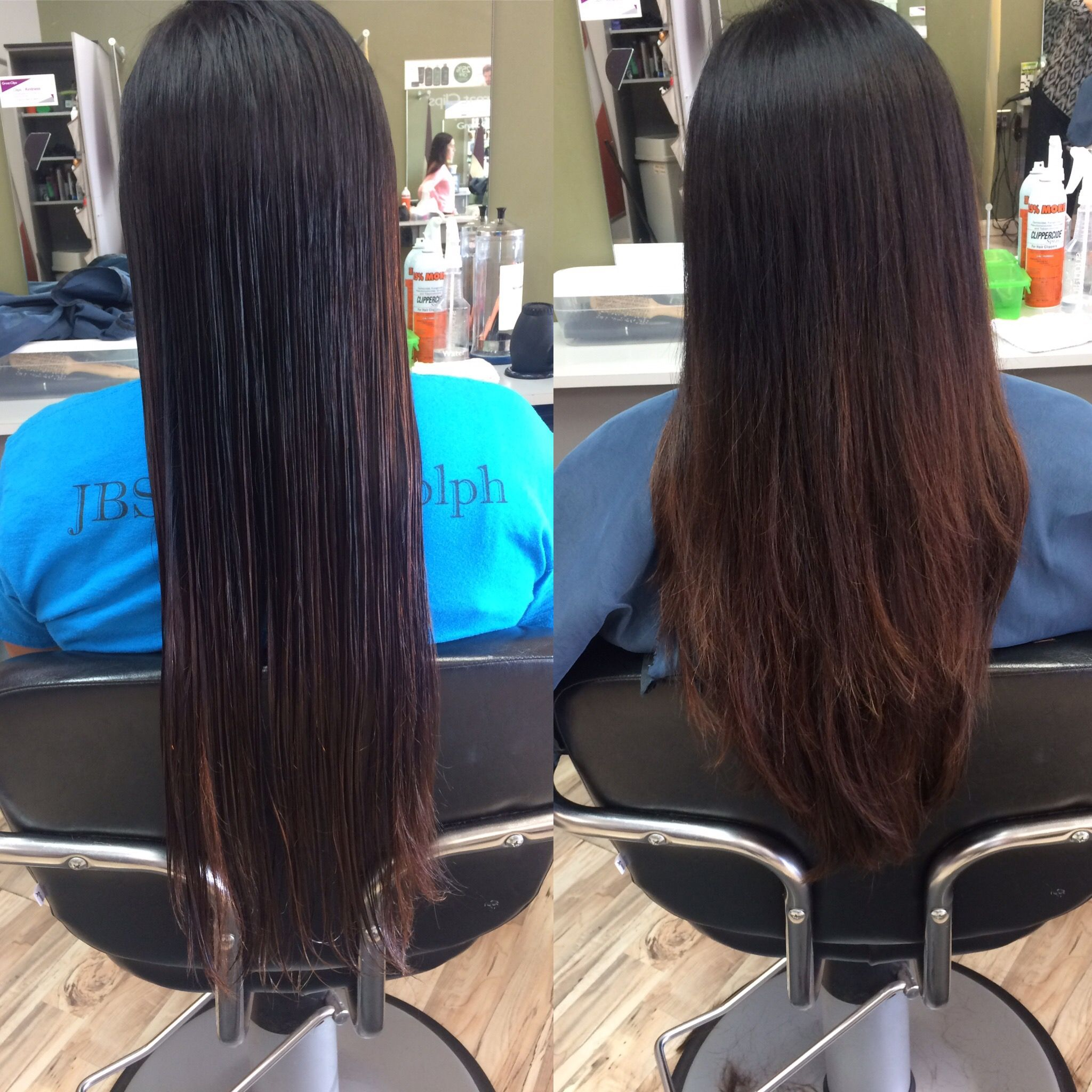 V Shaped Haircut For Long Hair V Shaped Haircut Haircuts For Long Hair Long Hair Styles