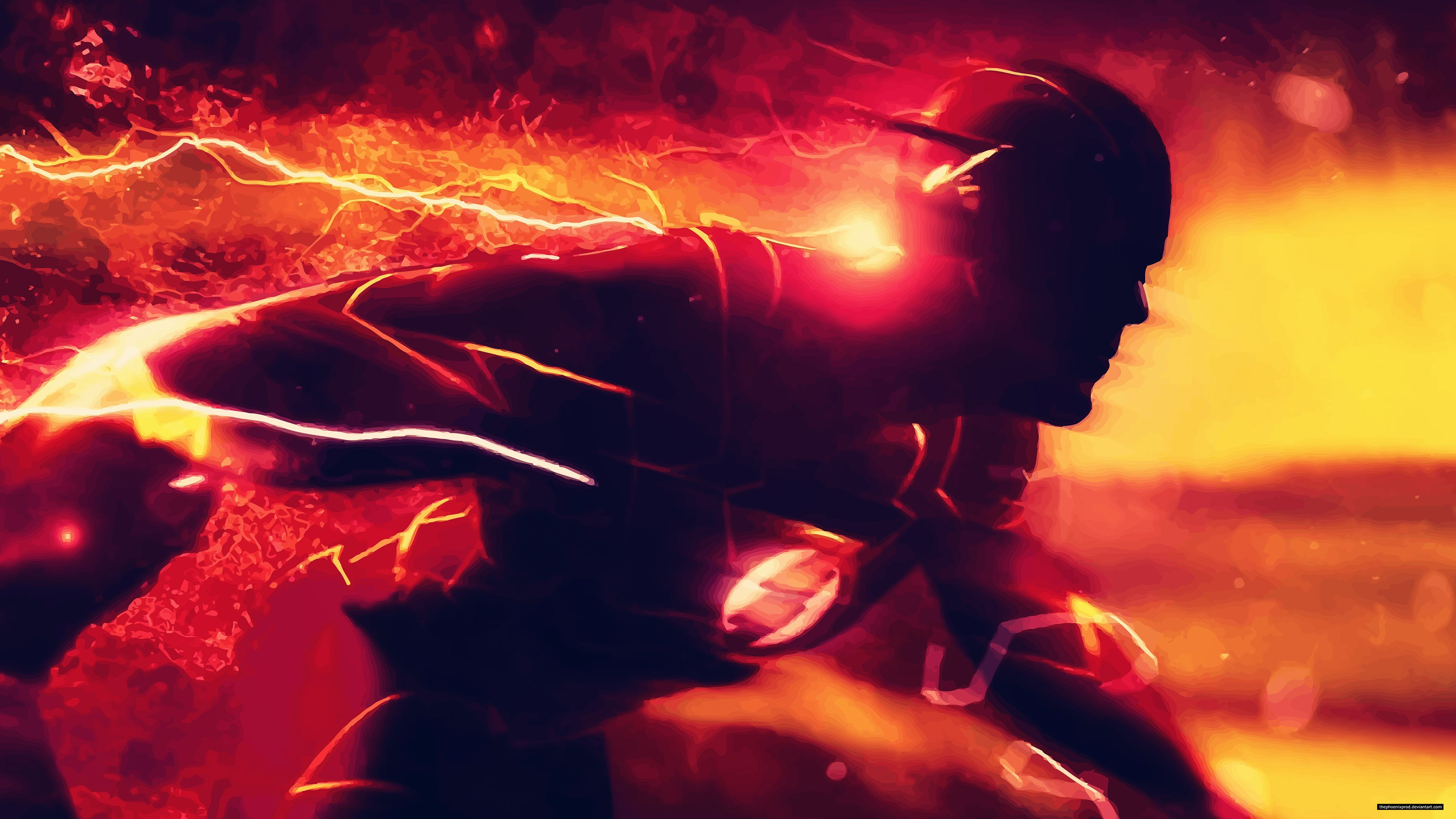 Comics Flash Hd Wallpaper Background Imagess Flash Wallpaper Dc Comics Wallpaper 4k Wallpapers For Pc
