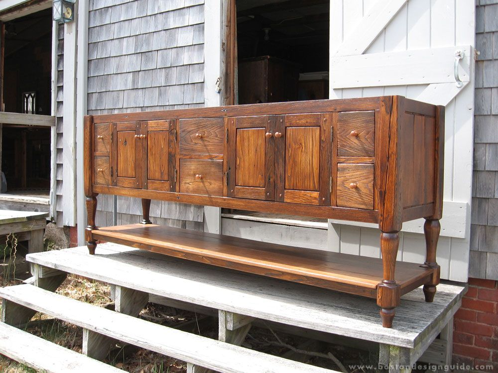 West Barnstable Tables Quality Wood Furniture Boston