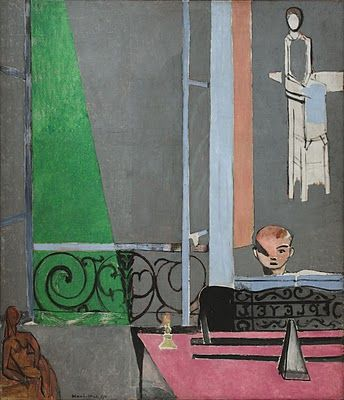 Henri Matisse (French, 1869–1954) The Piano Lesson. 1916, MOMA