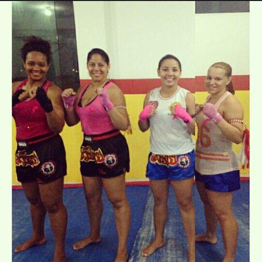 Treino So Pra Mulheres Mulheres E Muay Thai