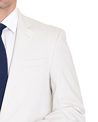 Kenneth Cole NY Slim Fit Solid Light Tan Two Button Cotton Stretch Summer Suit  http://www.yearofstyle.com/kenneth-cole-ny-slim-fit-solid-light-tan-two-button-cotton-stretch-summer-suit/
