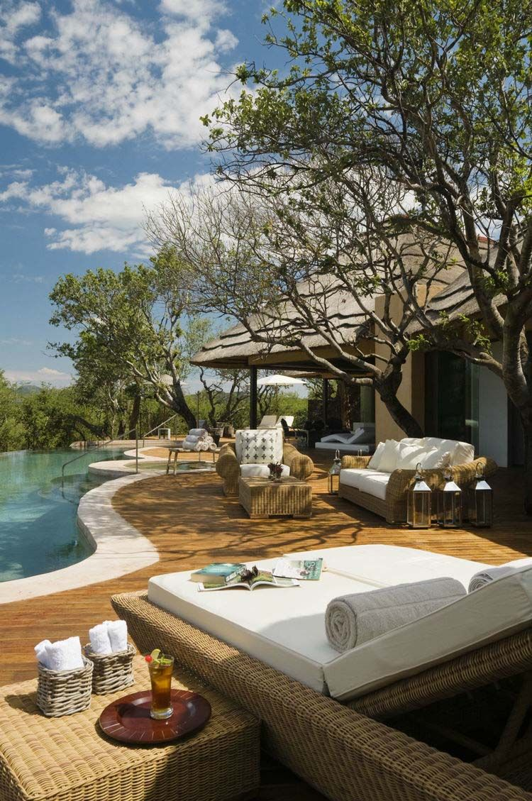Escape to paradise at this heavenly South African game