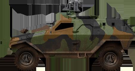 Cobra 20 mm autocannon RWS demonstrator