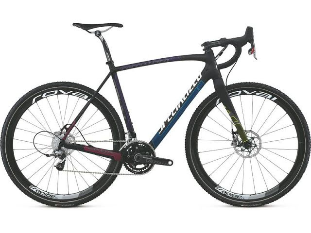 Andrea Sport: Specialized 2014 Crux