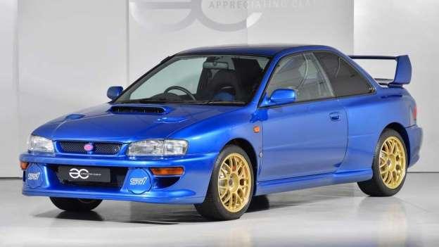 Low Mileage 1998 Subaru Impreza 22b Sti Motor1 Com Copyright In 2020 Subaru Impreza Impreza Subaru