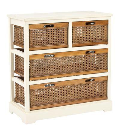 Found It At Wayfair Willow 4 Drawer Storage Cabinet In White White Storage Cabinets Drawer Storage Unit 4 Drawer Storage Unit