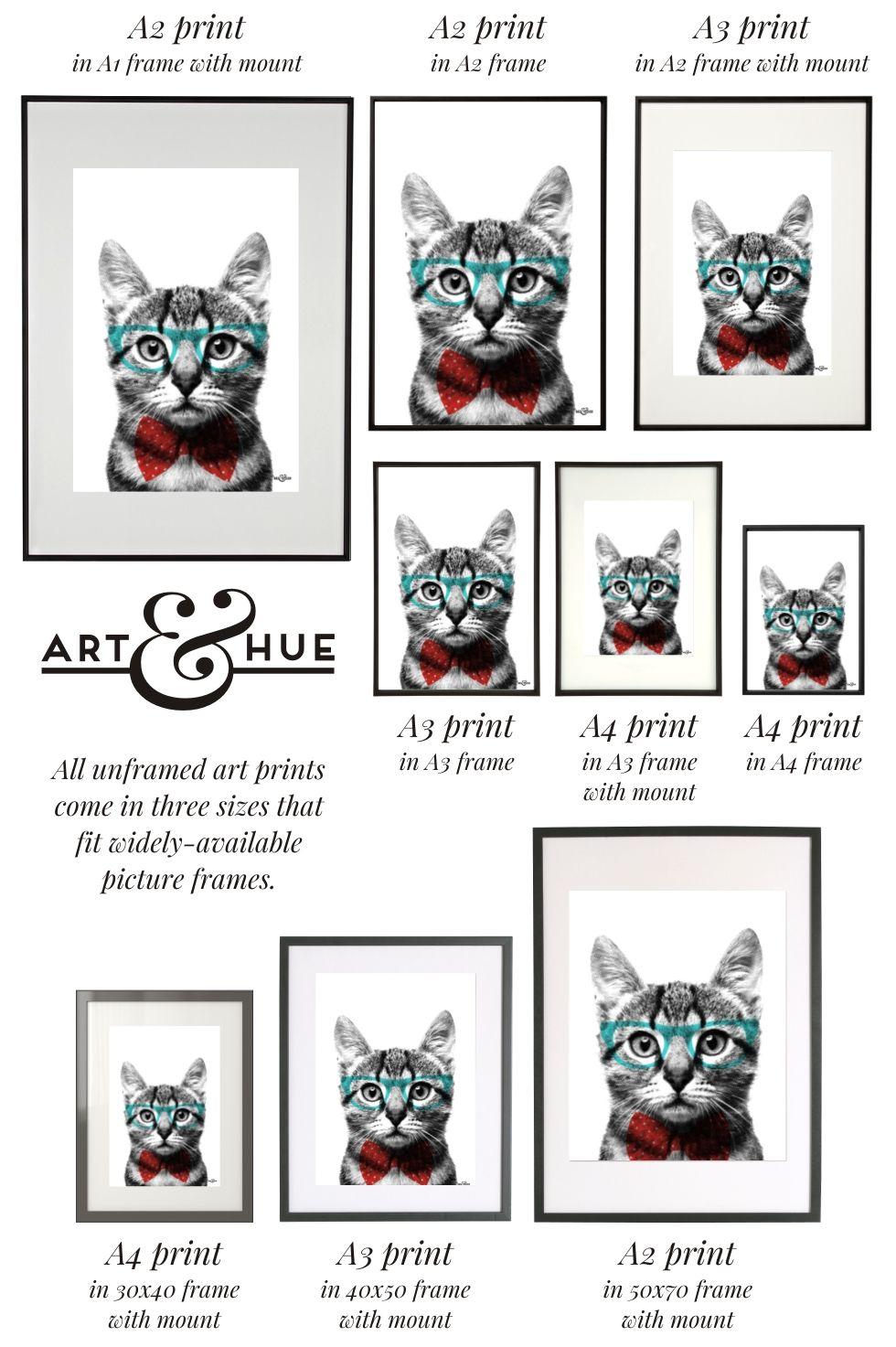 Get Your Own Pet//Animal Photographs As An Art Print A4 A3 A2 A1