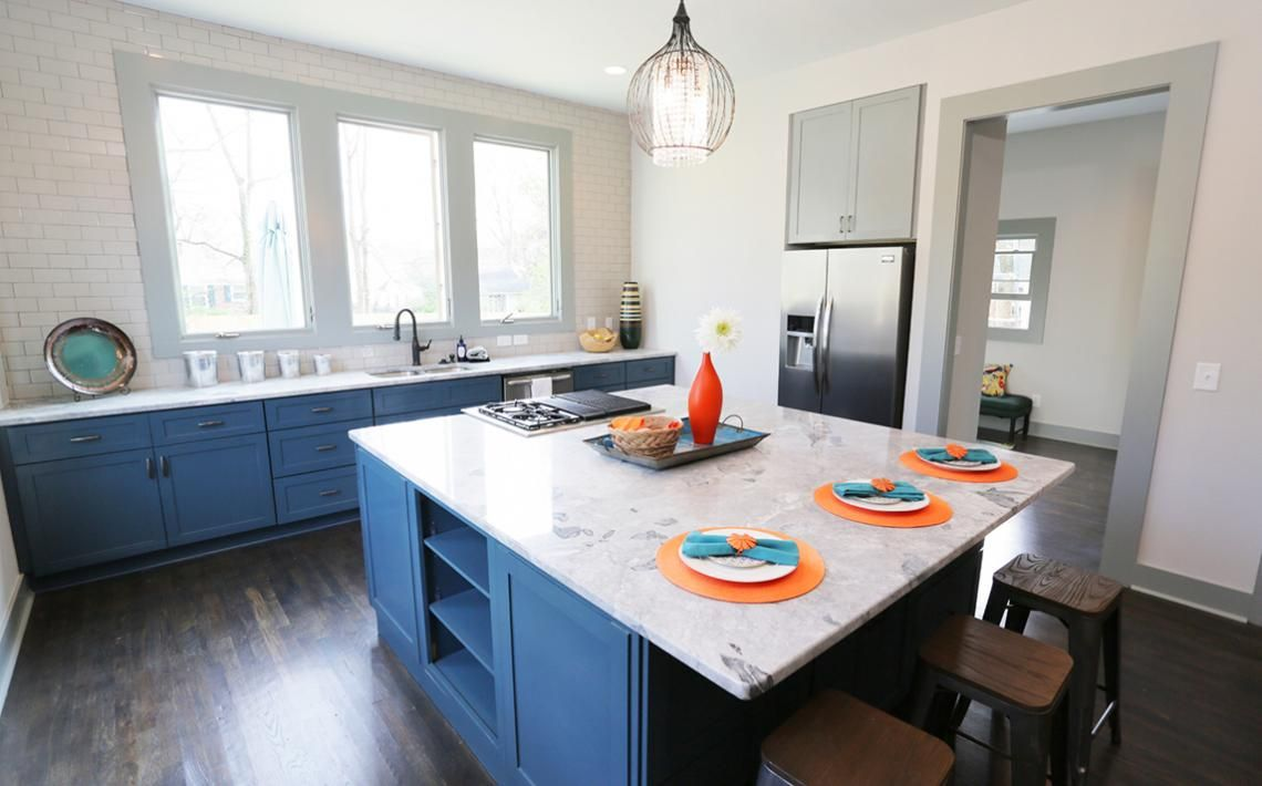 Kortney And Dave Flip A Duplex Into A Large Gorgeous Victorian Style Home Description From Wnetwork Com I Home Kitchens Kitchen Inspirations Masters Of Flip