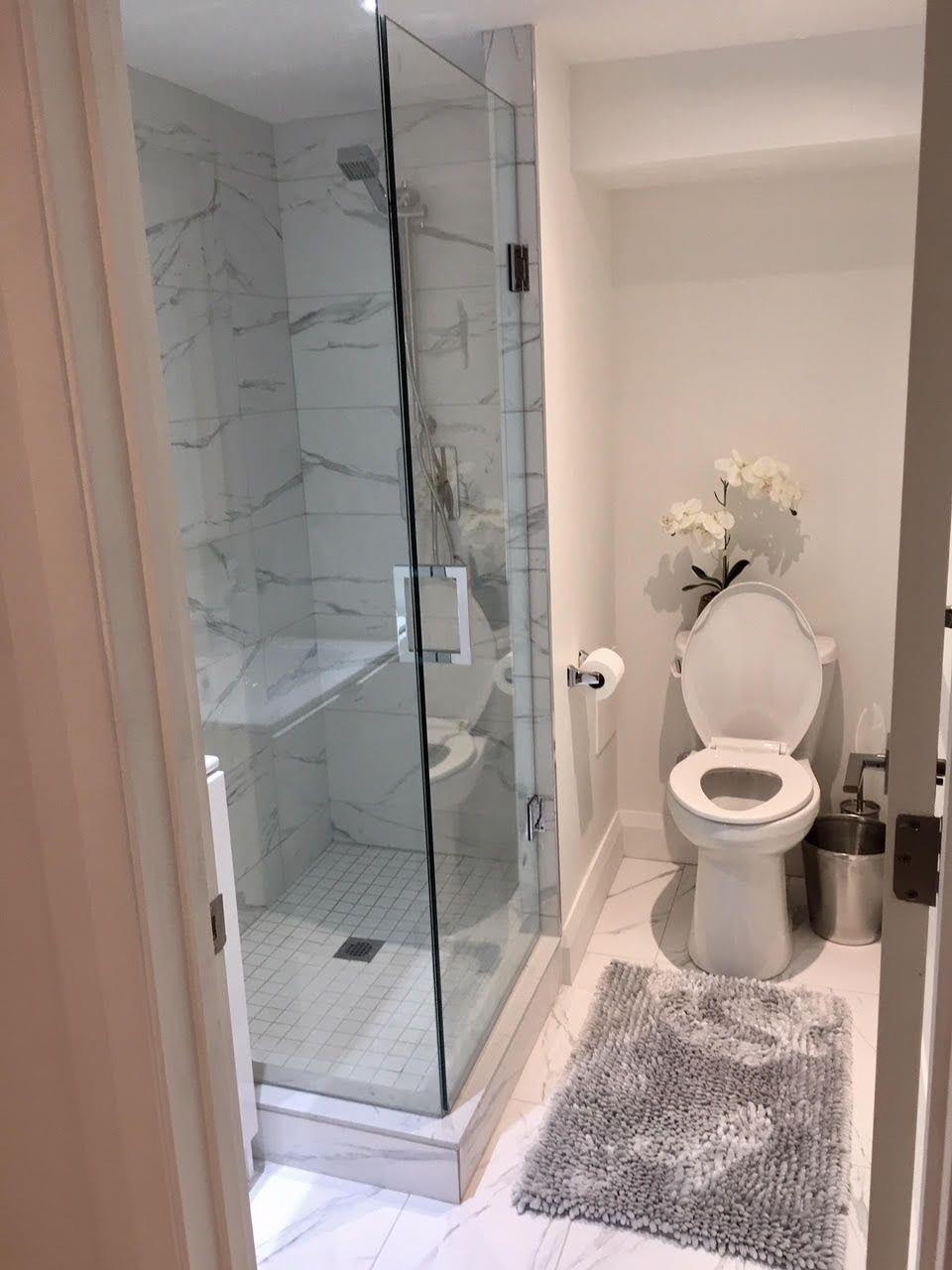 Basement Bathroom, Small Basement Bathroom