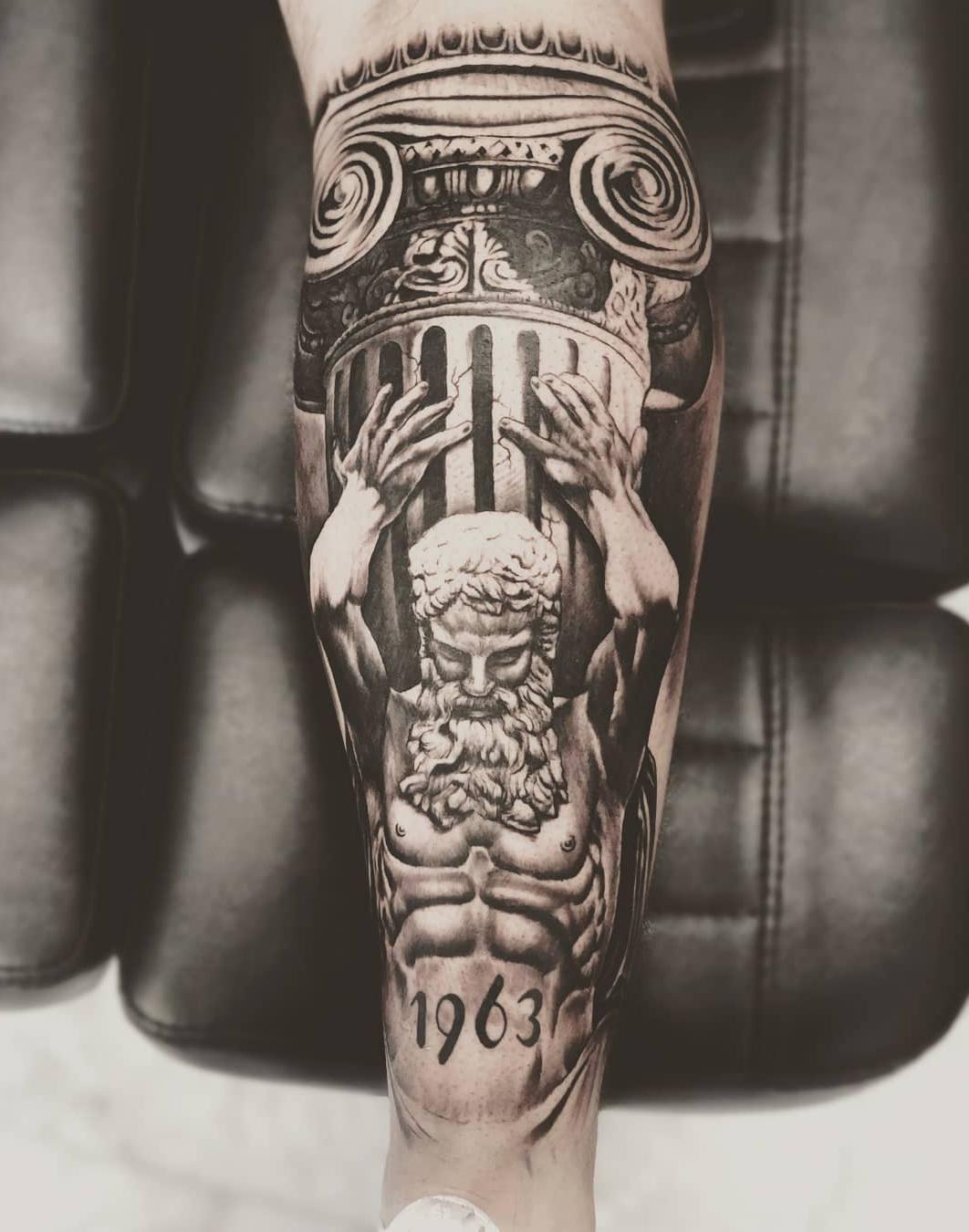 28 Trendy Greek God Tattoos You Want To Copy Greek Tattoos For Females Greek Mythology Tattoos Simple Greek Tattoos Greek Tattoos Greek God Tattoo God Tattoos