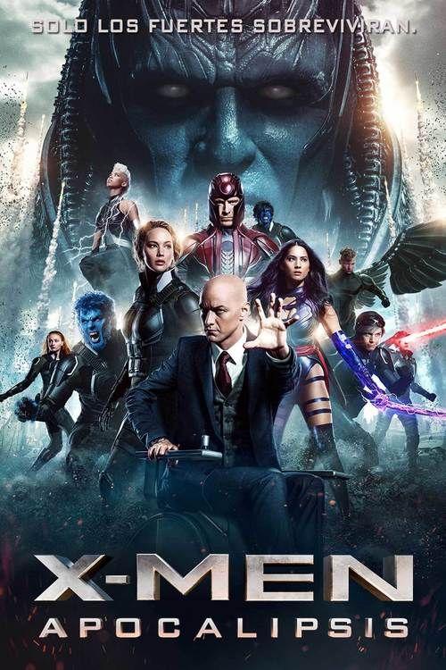 Watch X Men Apocalypse 2016 Full Movie Online