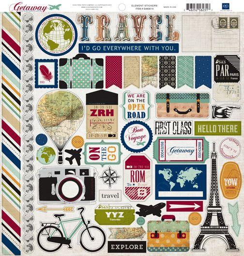 scrap stickers - Buscar con Google | Diseños de cuadernos ...