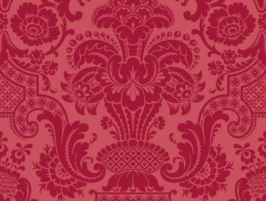 Любвеобильные флоковые обои царского красного цвета где потрогать?
