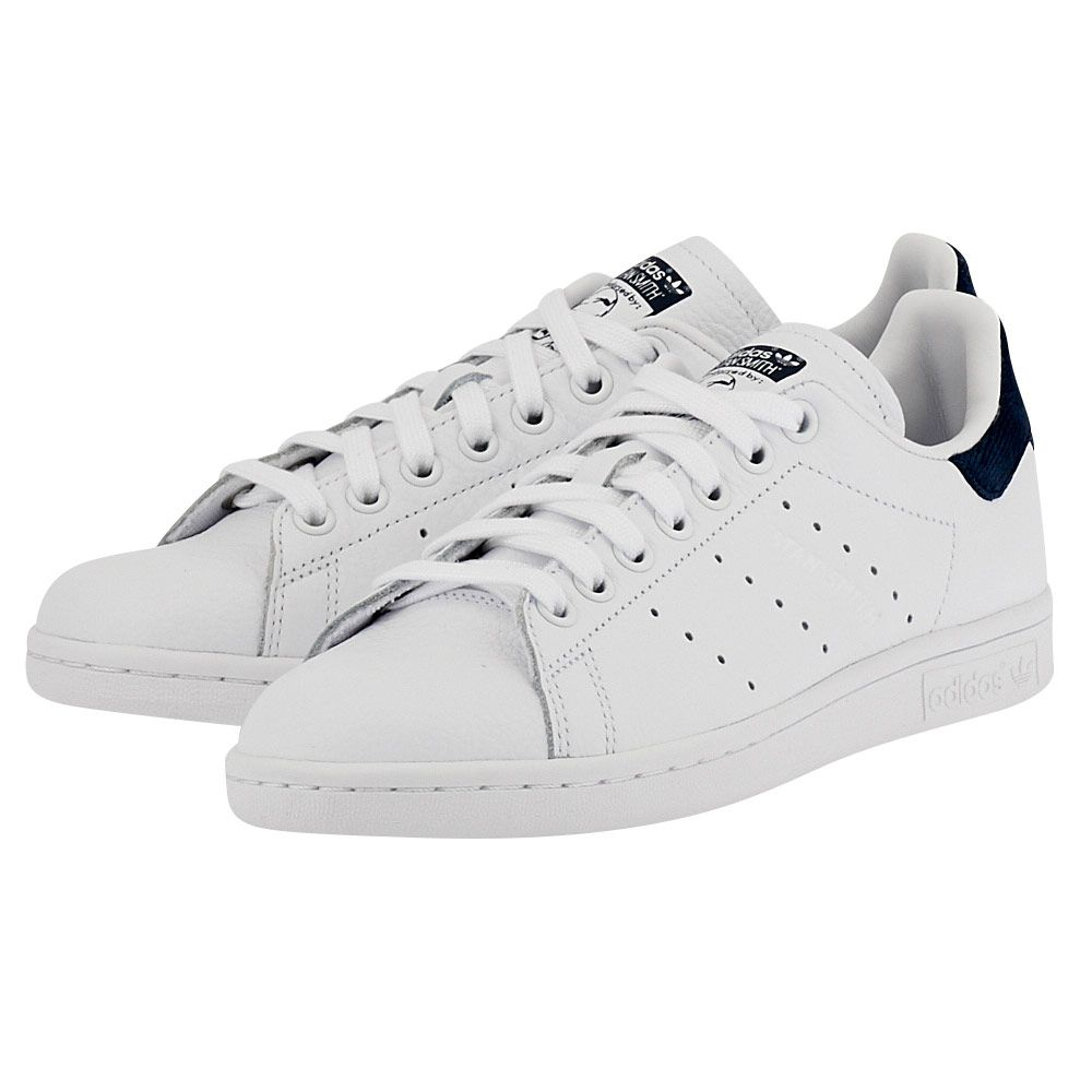 Sneakers Stan Smith Αθλητικά παπούτσια Επίπεδη σόλα Δέσιμο  Με κορδόνια  Εξωτερικά  100% Δέρμα 92e4ec7c854