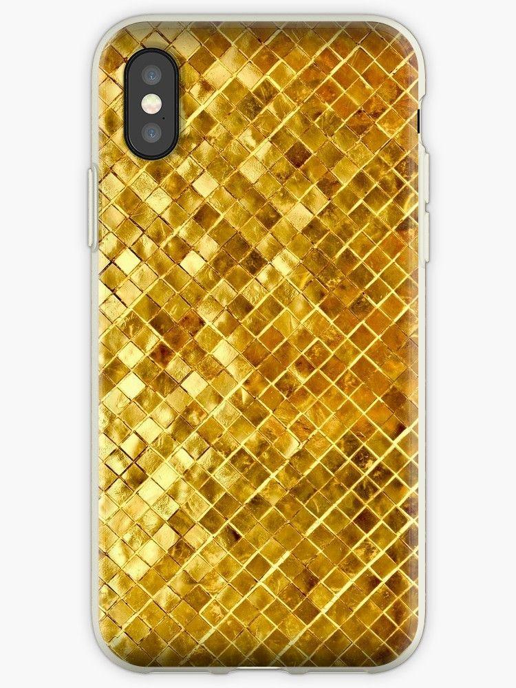 Iphone Golden Cases