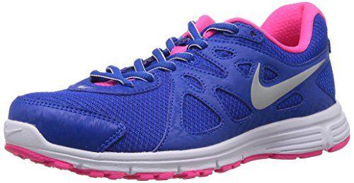 nike azul y rosa