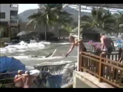East asian tsunami 2004 please where