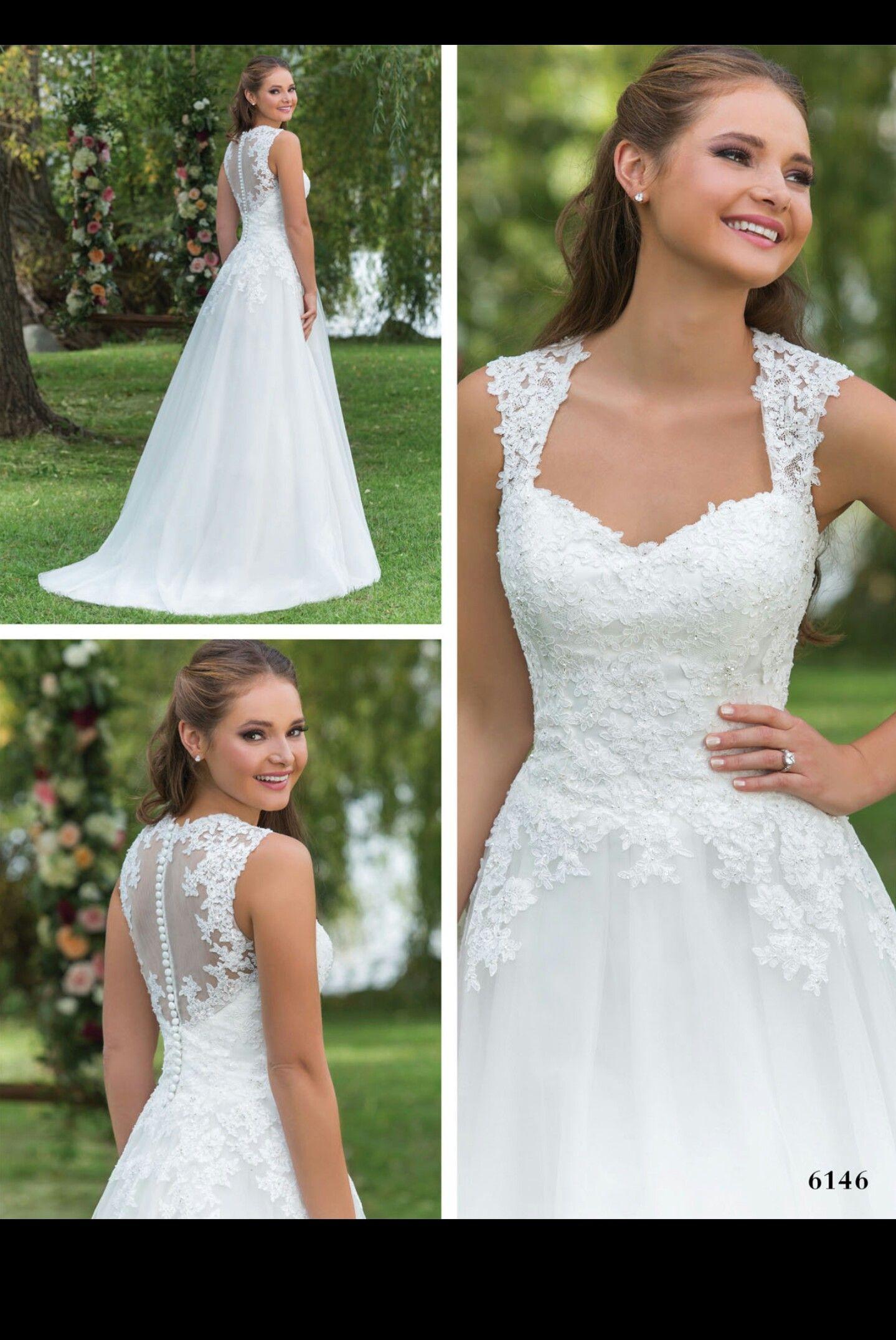 Photo of A wonderful wedding dress
