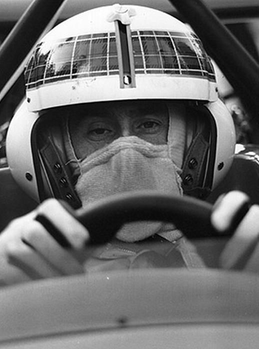 "F1 Jackie Stewart used terms like ""racing casings"" instead of tires.  classic."