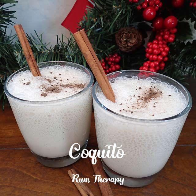 Rum Recipes, Traditional Christmas